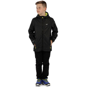 Regatta Allcrest III Jacket Kids Black
